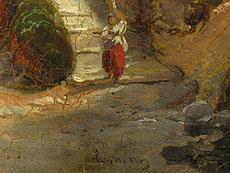 Detail images: Joseph Hornung 1791 Genf - 1870