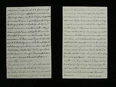 Detail images: Brief Nr. 47 der Korrespondenz des Zaren Alexander II. von Russland an Ekaterina Dolorukaya (der späteren Prinzessin Jurjewskaya) in französischer Sprache.