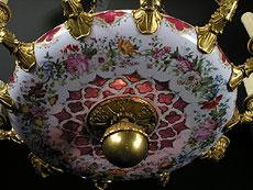 Detail images: Russischer Deckenlüster aus Sankt Petersburg