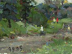 Detail images: Russische Schule des 20. Jahrhunderts