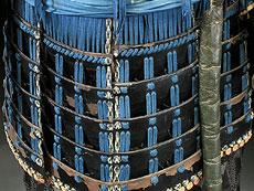 Detail images: Samurai-Rüstung