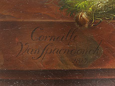 Detailabbildung: Cornelis van Spaendonck 1756 Holland - 1839