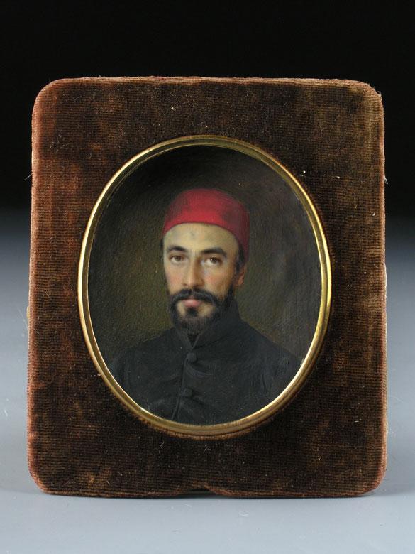 Miniaturist des 19. Jahrhunderts