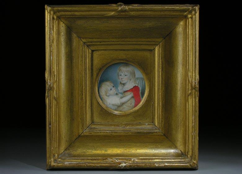 Miniaturist der Zeit um 1800