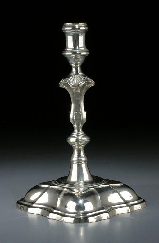 Braunschweiger Silberleuchter