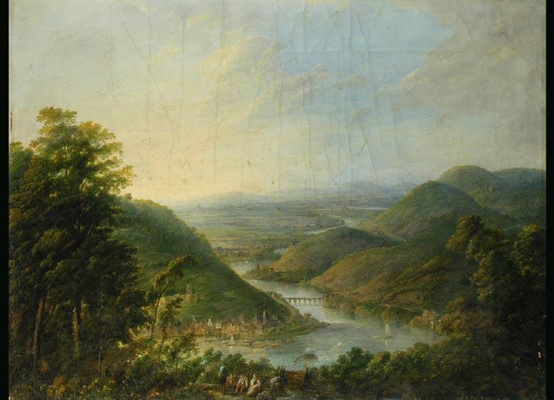 Deutscher Maler der Zeit um 1800
