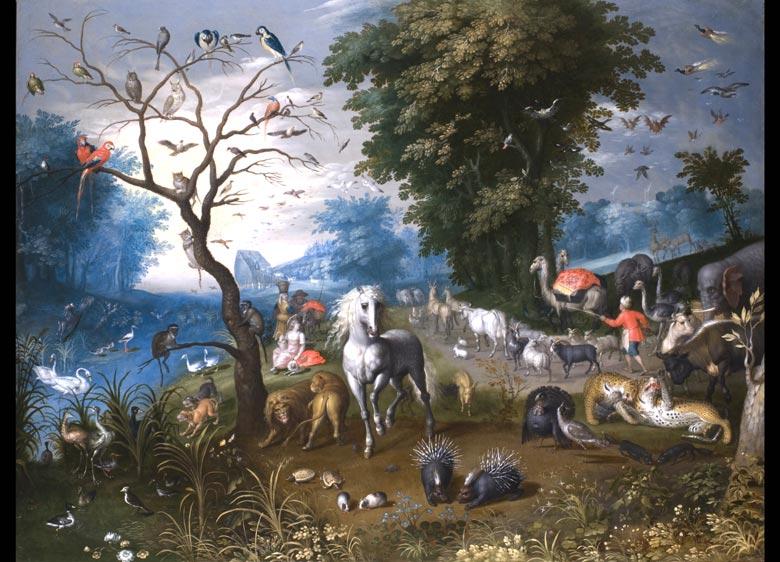 Frederick Bouttats der Ältere tätig um 1612 - 1661 Antwerpen