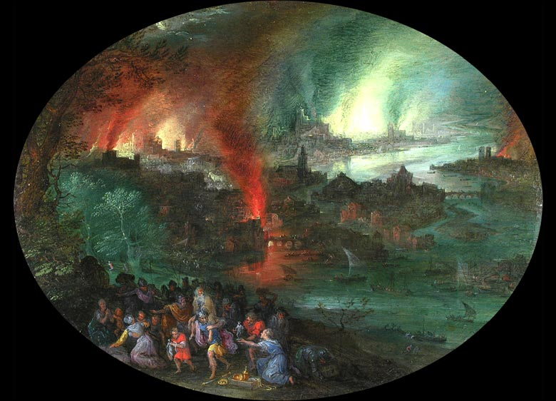 Jan Brueghel I, der Ältere 1568 Brüssel - 1625 Antwerpen, zug.