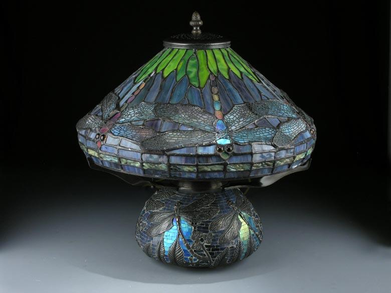 Jugendstil Lampe Hampel Fine Art Auctions
