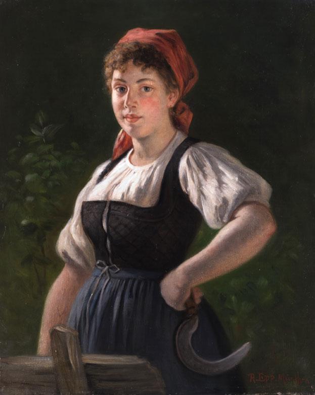 Rudolph Epp 1834 - 1910