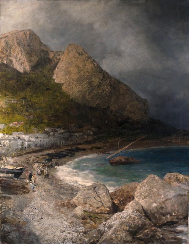 Oswald Achenbach 1827 - 1905