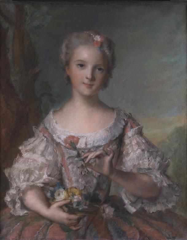 Jean-Marc Nattier 1685 Paris- 1766, Nachfolge