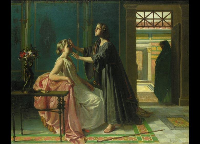 Eleuterio Pagliano 1826 - 1906 Mailand