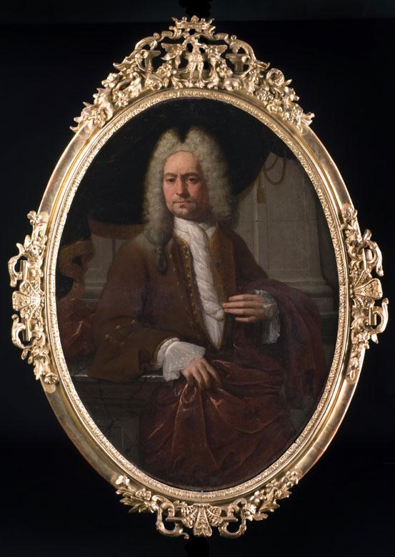 Englischer Hofmaler des 17./18. Jahrhunderts