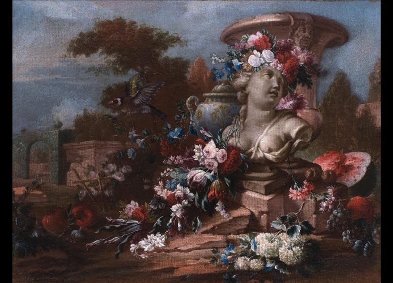 Gaspare Lopez Neapel - 1740 Florenz