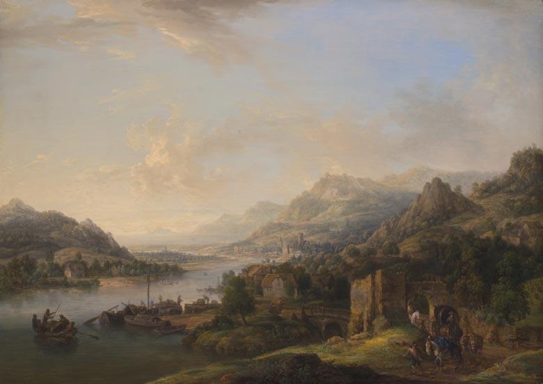 Christian Georg Schütz d.Ä. 1718 Flöhrsheim - 1791 Frankfurt/Main