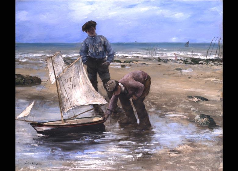 Norbert Goeneutte 1854 Paris - 1894 Auvers-sur-Oise