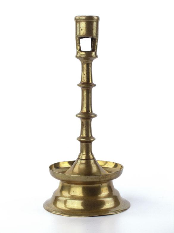 Kerzenleuchter des 15. Jahrhunderts