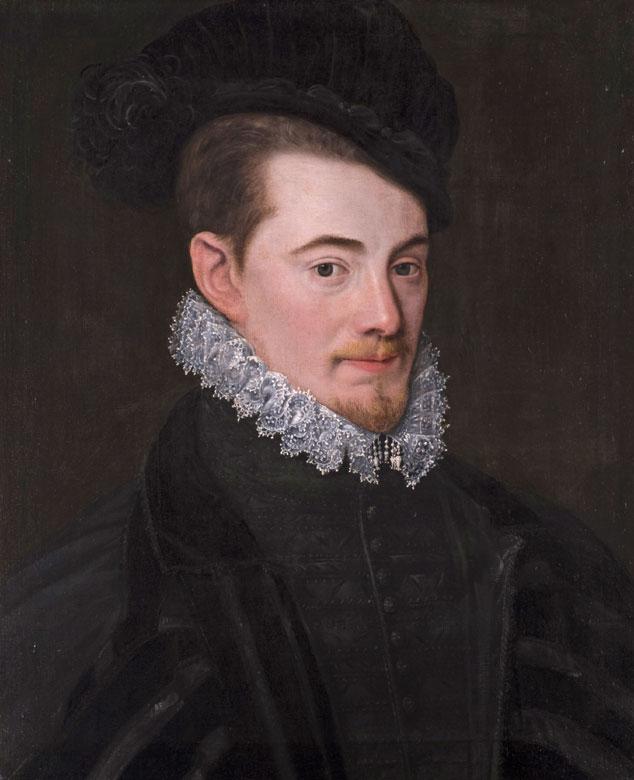 Pierre Dumonstier, um 1565 - 1656, Frankreich, zug.