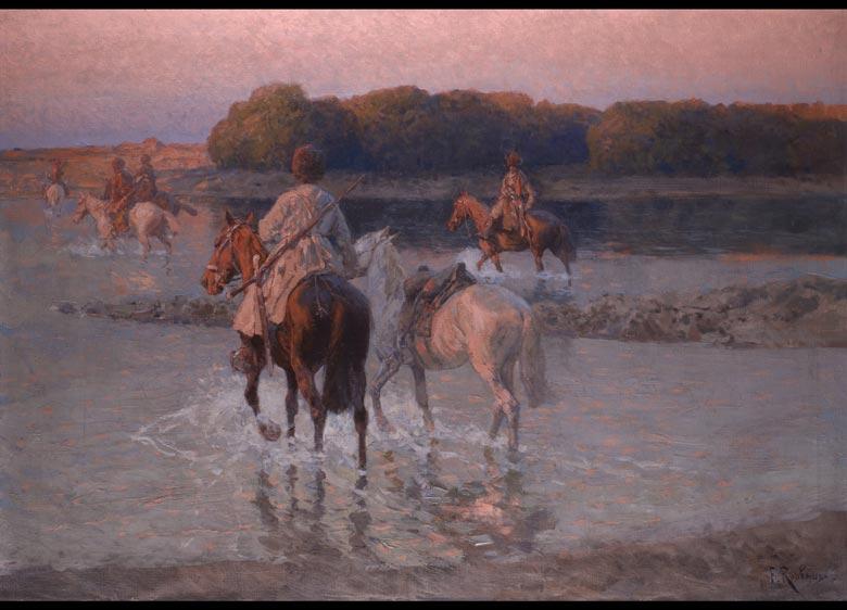Franz Roubaud 1856 Odessa - 1928 München