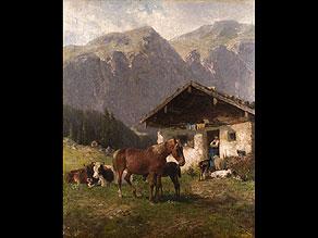 Detail images:  Friedrich Johann Voltz 1817 - 1886
