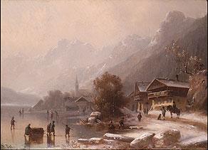 Detail images:  Anton Doll 1826 - 1887 München