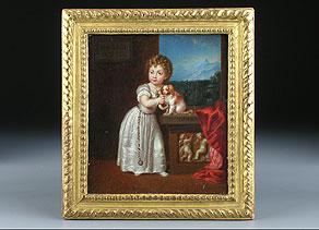 Detail images:  Maler des ausgehenden 18. Jahrhunderts