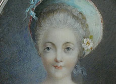Detail images: Miniaturist des 18. Jahrhunderts
