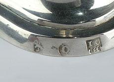 Detail images: Braunschweiger Silberleuchter