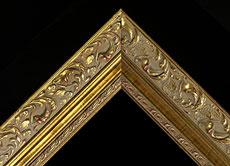 Detail images: Stilrahmen mit Akanthusblattdekor