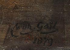 Detail images: Wilhelm Gail 1804 - 1890 München