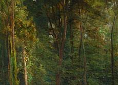 Detail images: Charles François Daubigny 1817 - 1878 Paris