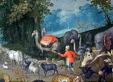 Detailabbildung: Frederick Bouttats der Ältere tätig um 1612 - 1661 Antwerpen