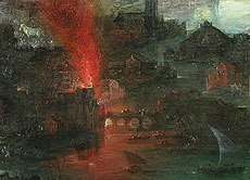 Detailabbildung: Jan Brueghel I, der Ältere 1568 Brüssel - 1625 Antwerpen, zug.