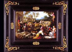 Detail images: David Teniers der Jüngere 1610 Antwerpen - 1690 Brüssel