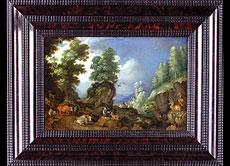 Detailabbildung: Roelant Savery 1576 Courtrai - 1639 Utrecht