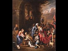 Detailabbildung: David Teniers II der Jüngere 1610 Antwerpen - 1690 Brüssel