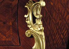 Detail images: Bedeutende Italienische Rokoko-Kommode