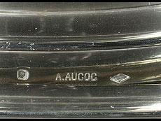 Detail images: Bedeutender Silber-Tafelaufsatz des Pariser Silberschmiedes André Aucoc