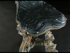 Detail images: Grottenmöbel-Sitzgarnitur