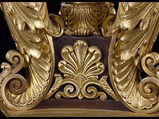 Detail images: Schalenständer