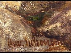 Detail images: Oswald Achenbach 1827 - 1905