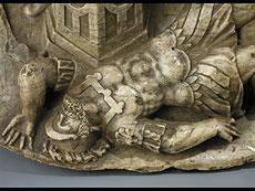 Detail images: Alabaster-Relief