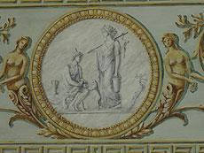 Detail images: Paar Supraporten