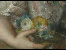 Detail images: Jean-Marc Nattier 1685 Paris- 1766, Nachfolge