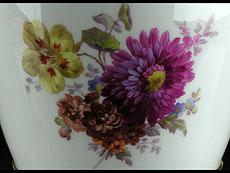 Detail images: KPM-Vase