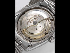 "Detail images: HERRENARMBANDUHR Sehr seltene Rolex Oyster Perpetuel Vollkalender ""OFFICIALLY CERTIFIED CHRONOMETER"""