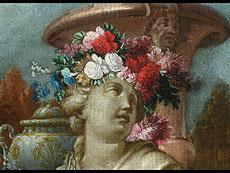 Detail images: Gaspare Lopez Neapel - 1740 Florenz