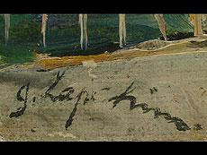 Detail images: Georgi Alexandrovich Lapchine, 1885 - 1950