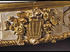 Detail images: Paar Louis XVI - Eckkonsoltische